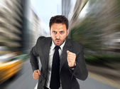 The Speed of Business — Stock Photo