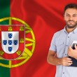 Stock Photo: Portuguese language