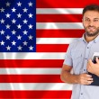 Stock Photo: Americlanguage