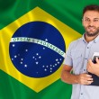 Brazilian language — Stock Photo