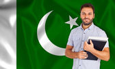 Pakistani language — Stock Photo