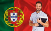 Portuguese language — Stock Photo