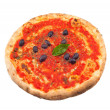 Stock Photo: Pizza Marianra