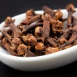 Cloves in the spoon — Stock Photo