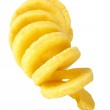 Peeled pineapple — Stock Photo #23737519