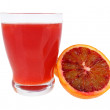 Red orange juice — Stock Photo