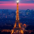 Stock Photo: The Eiffel Tower