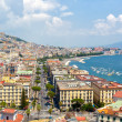 Panoramic view of Naples from Posillipo — Stock Photo #28872719