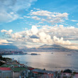 Naples daylight — Foto Stock