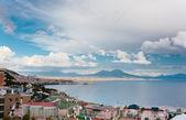 Napoli yaz — Stok fotoğraf
