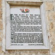 Proclamation by Pres. Roosevelt, Palace Square, Valletta, Malta — Stock Photo #34846587
