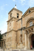 St. John's Cathedral in Valletta, Malta — Stock Photo