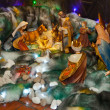 Stock Photo: Christmas nativity
