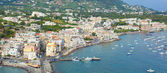 View of Ischia Ponte — Stock Photo