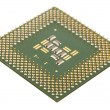 Stock Photo: Microprocessor for computer