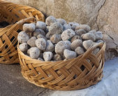 Volcanic pumice, Santorini. — Stock Photo
