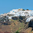 Imerovigli on Santorini Island — Stock Photo