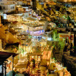 Oia by Night — Stock Photo #38932447