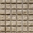 Squared wall made of cement texture — Stock Photo #39467139