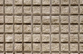 Squared wall made of cement texture — Stock Photo