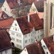 Traditional Half Timbered House in Rothenburg ob der Tauber — Stock Photo #44393683