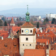 Historic tower in Rothenburg ob der Tauber — Stock Photo #44394625