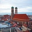 The Church of Our Lady (Frauenkirche) in Munich. — Stock Photo #45164461