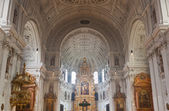 Interior of the St. Michael Church in Munich — Stock Photo
