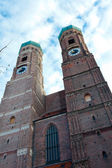 The Church of Our Lady in Munich, Germany — Stock Photo