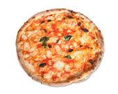 玛格丽塔披萨 — 图库照片