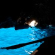 Grotta Azzurra, cave on the coast of the island of Capri. — Stock Photo #48011661