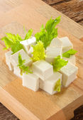 Tofu — Stock Photo