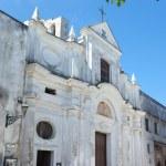 San Michele (Saint Michael) church, Anacapri. — Stock Photo