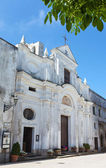 San Michele (Saint Michael) church, Anacapri. — Stock Photo