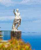 Statue of Augustus, Anacapri, Capri. — Stock Photo