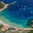 Isola d'Elba-Cavoli beach - Stock Photo