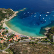 Isola d'Elba-Cavoli beach — Stock Photo