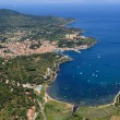 Porto azzurro-Elba island — Stock Photo