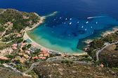 Isola d'Elba-Cavoli beach — Stock Photo
