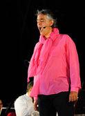 Andrea Bocelli — Stock Photo