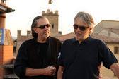 Andrea Bocelli 2013 — Stock Photo