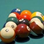 Pool game — Stock Photo #14683989