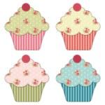 Cupcakes 5 — Stock Vector #36782619