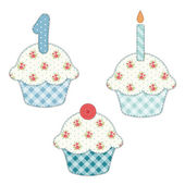 Cupcakes 8 — Vecteur