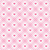 Retro hearts background 14 — Stock vektor