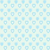 Retro hearts background 3 — Stock vektor