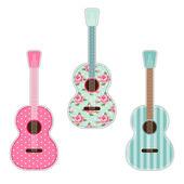 Guitars 2 — Stock Vector