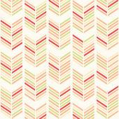 矢印の付いたかわいいレトロ シンプル背景 — ストックベクタ