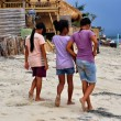Stock Photo: Life on island of Gili Air
