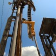 Oil Drilling Rig — Stock Photo
